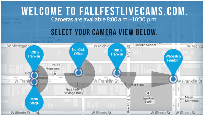 Home - Fall Fest Live Cams
